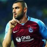 Trabzonspor Burak Yılmaz'ı arıyor
