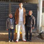 Türkiye'nin ikinci uzun adamı da kadrolu olacak