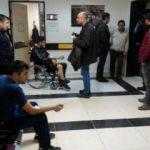 Eskişehir'de işçi servisi devrildi: 8 yaralı