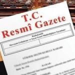 HSK kararnamesi Resmi Gazete'de yayımlandı
