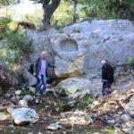 Roma dönemine ait mezarları yağmaladılar!