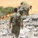 YPG'de çöküş başladı: Kaçıp teslim oldular!