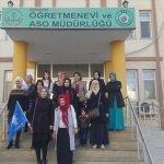 AK Parti İdil Kadın Kolları İstişare toplantısı