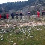 Kaybolan çoban için arama çalışması başlatıldı