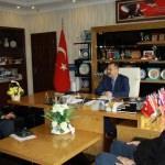 Terör Mağdurları Derneği'nden Başkan Acehan'a teşekkür