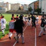 Kadın futbol maçında kavga! Maç tatil edildi