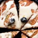 Tavada böğürtlenli kek tarifi