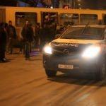 Tunus'ta futbol taraftarlarına polis müdahalesi