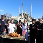 Edirne'den Mehmetçik için dua