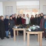 Kütahyalı kadınlardan Mehmetçik'e destek