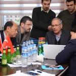 Afyonkarahisar'da Türk-Çin ortaklığıyla lokomotif üretilecek
