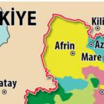 Azez Suriye'nin neresinde? İşte, haritadaki konumu! (Afrin Operasyonu)