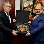 VakıfBank yönetiminin İzmir ziyareti