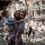 İkiyüzlü BM, Doğu Guta'daki katliamı açıkladı!