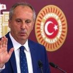 İnce, CHP Genel Başkanlığı'na adaylığını açıkladı