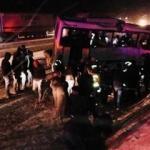 Konya'da korkunç kaza! Ölü ve yaralılar var