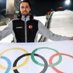 Tarihte ilk! Olimpiyat vizesi aldı!