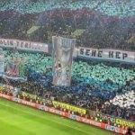 Trabzon'dan 'şike' göndermeli koreografi!
