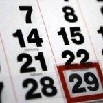 Bu sene Şubat ayı 28 mi çekecek 29 mu çekecek?