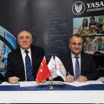 Yaşar Üniversitesi ve HAVELSAN arasında iş birliği protokolü