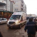 Konya'da silahlı saldırı güvenlik kamerasında