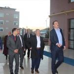 KYK Genel Müdürü Aksu Bucak'ta