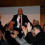 İzmir Pazarcılar Odası kongresinde arbede