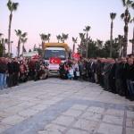 Belediyeden Afrin'deki Mehmetçik için portakal