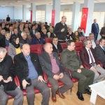 """Suluova'da """"Okul Güvenliği ve Madde Bağımlılığı"""" toplantısı"""