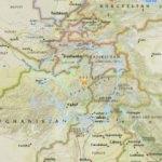 Afganistan'da 6.2 şiddetinde deprem!