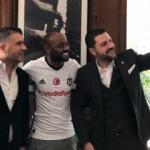 Beşiktaş'ta Vagner Love'ın lisansı çıkarıldı
