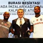Beşiktaş'tan imza şov!