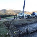 Burhaniye'de su deposu yapımına başlandı