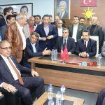 AK Parti Şanlıurfa Milletvekili Çelik'in Akçakale ziyareti