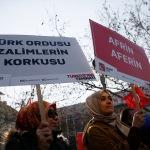 Afrin'deki Mehmetçik için kanlarını bağışladılar