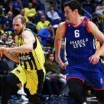 Fenerbahçe evinde Efes'i ezdi geçti!