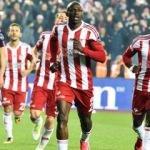 Galatasaray Sivas'ta yıkıldı!