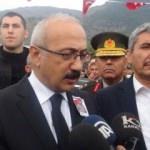 Bakan Elvan'dan CHP'li Böke'ye: Yazıklar olsun