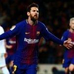 Messi sürprize izin vermedi