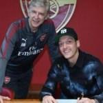 Mesut Özil resmen imzaladı!