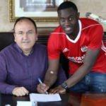 Sivasspor resmi imzayı attırdı!