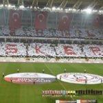 Sivas'ta Zeytin Dalı Harekatına destek!