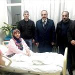 AK Parti Seydişehir İlçe Başkanı Konurer'den ziyaret