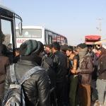 Kamyon kasasında 178 kaçak göçmen yakalandı