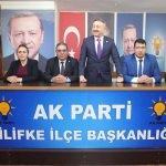 AK Parti Mersin Milletvekili Özkan, Silifke'de