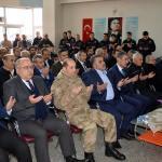 Kahramanmaraş'ta şehit polisin ismi kütüphaneye verildi