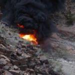 ABD'de helikopter düştü: En az 3 ölü!