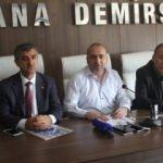 Adana Demirspor yeni hocasını açıkladı