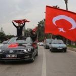 Adana'dan Reyhanlı'ya konvoy