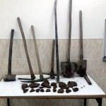 Sakarya'da kaçak kazı operasyonu